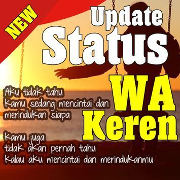 Update Status WA Keren Terbaru apk screenshot