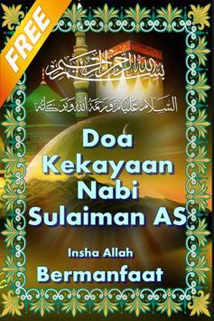 Doa Kekayaan Nabi Sulaiman AS apk screenshot