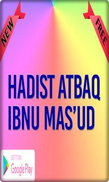 HADITS ATBAQ IBNU MAS'UD apk screenshot