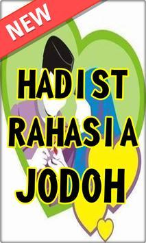 Hadist Rahasia Jodoh poster