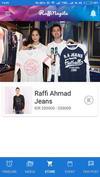 Raffi Nagita apk screenshot