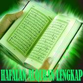 Hafalan Alquran lengkap icon