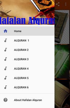 Hafalan Alquran lengkap poster