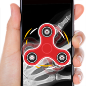 Fidget Spinner + (X-Ray Fake) icon