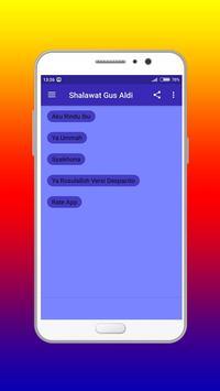 Shalawat Gus Aldi screenshot 2
