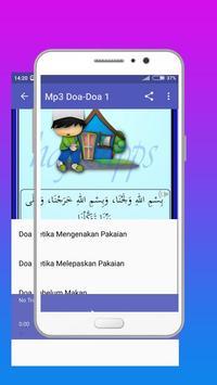 Doa Anak Muslim Sehari apk screenshot