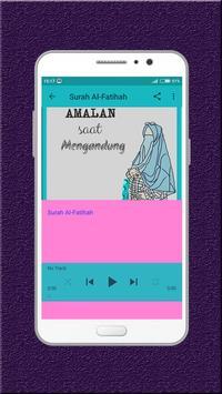 Amalan Dan Doa Untuk Ibu Hamil apk screenshot