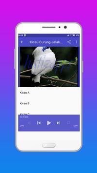 Kicau Burung Jalak Bali screenshot 2