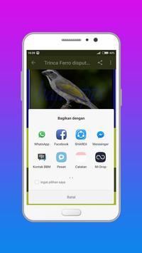 Fêmea de Trinca Ferro Macheando New Offline screenshot 1