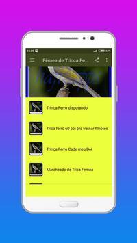Fêmea de Trinca Ferro Macheando New Offline screenshot 3