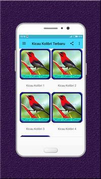 Kicau Kolibri Terbaru poster