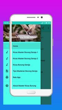 Master Kicau Burung Gereja screenshot 4