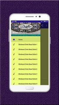 Sholawat Cinta Rosul Merdu poster