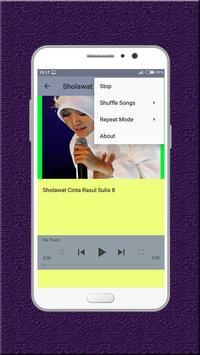 Sholawat Cinta Rosul Merdu apk screenshot