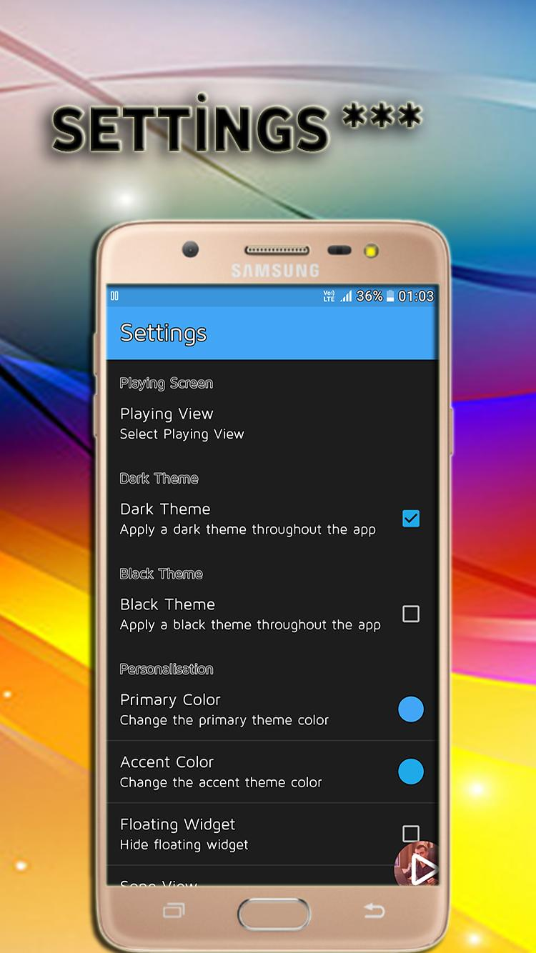Myt Mp3 Player For Android Apk Download