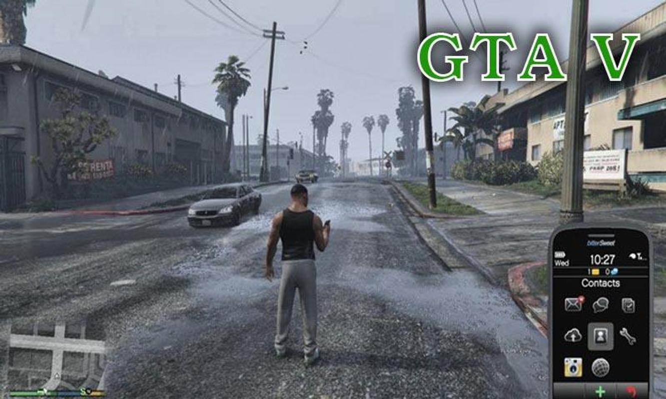 New Guide GTA V for Android - APK Download