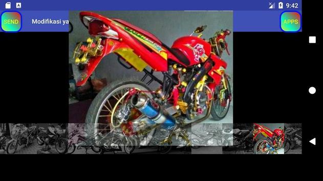 Tutorial Mods Yamaha Vixion poster