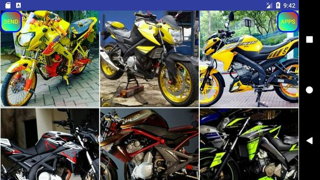 Tutorial Mods Yamaha Vixion apk screenshot