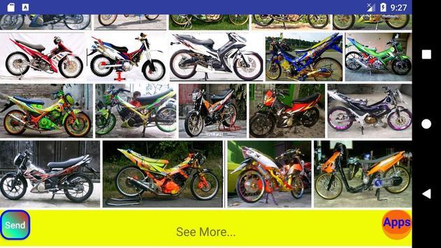 Tutorial Mods Suzuki FU poster