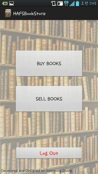 HAFSBookStore screenshot 2