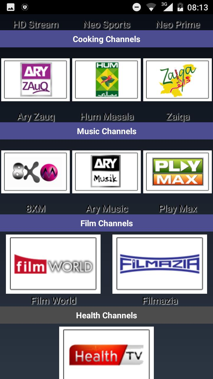 Pakistan TV Channels(All in one) for Android - APK Download