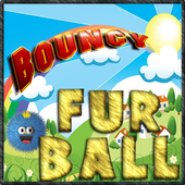 Bouncy Fur Ball icon