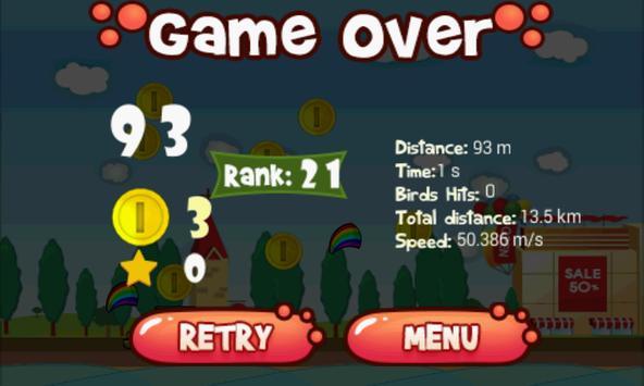 Bouncy Fur Ball screenshot 3