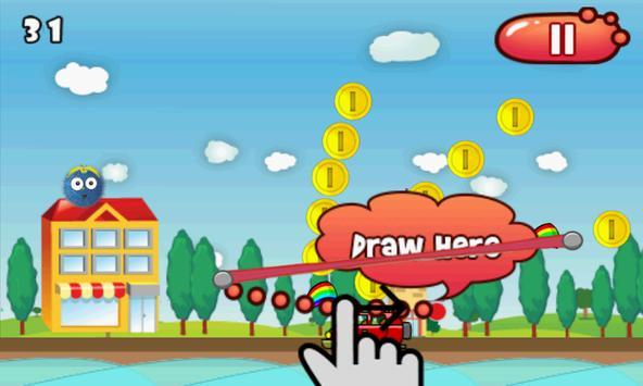 Bouncy Fur Ball screenshot 4