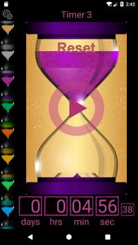 Sand Timer - Hourglass poster