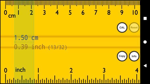Ruler screenshot 2