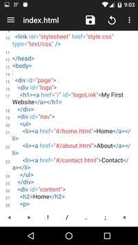 VCode - Code editor - poster