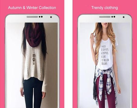 Women's Clothing Styles screenshot 1