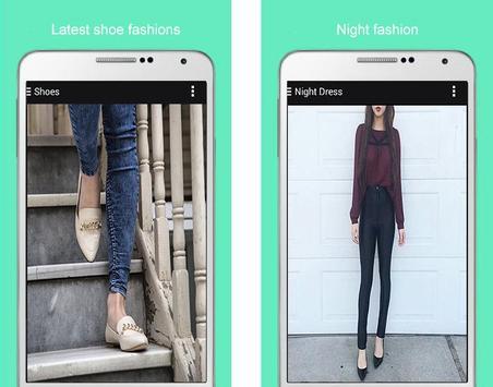 Women's Clothing Styles screenshot 2