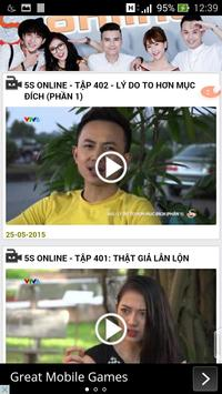 5S Online hd nhanh moi nhat poster