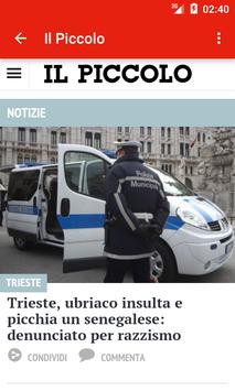 Free Italian Newspapers screenshot 23