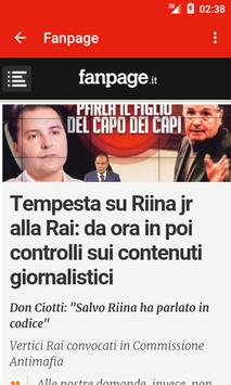 Free Italian Newspapers screenshot 4