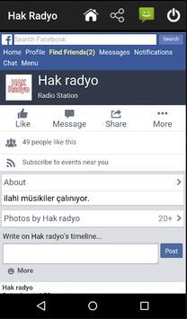 Hak Radyo poster