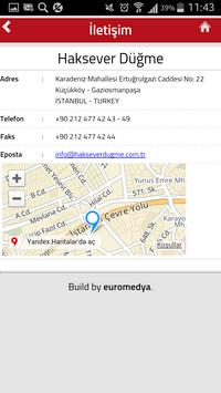 Haksever Düğme apk screenshot