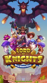 Lord of Knights:War Horse Dash (Unreleased) poster