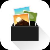 Family Photo Box icon