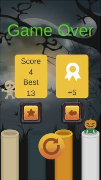 Catch the ghost to Halloween apk screenshot