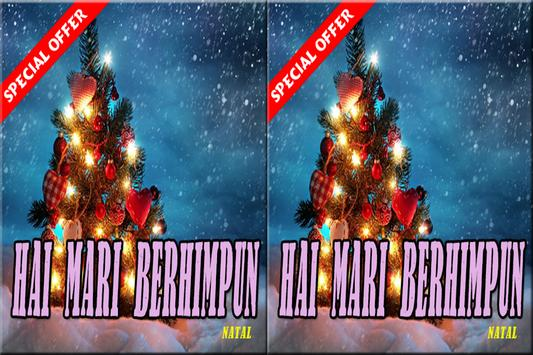 Hai Mari Berhimpun | Lagu Natal Terbaik Mp3 apk screenshot