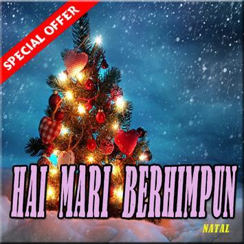 Hai Mari Berhimpun | Lagu Natal Terbaik Mp3 poster