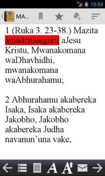 Shona Bible apk screenshot
