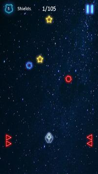 Galaxy War - Star Collector screenshot 1