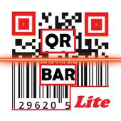 QR BarCode Scanner Lite icon