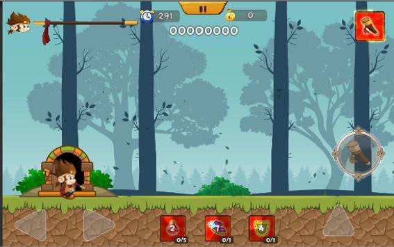 Monk Adventure apk screenshot