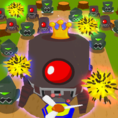War Of Monster Forest icon