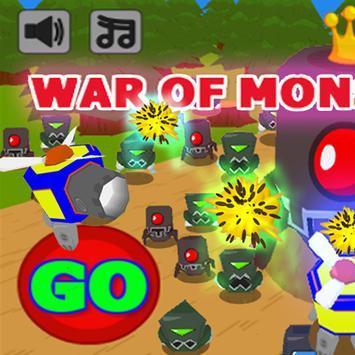 War Of Monster Forest apk screenshot