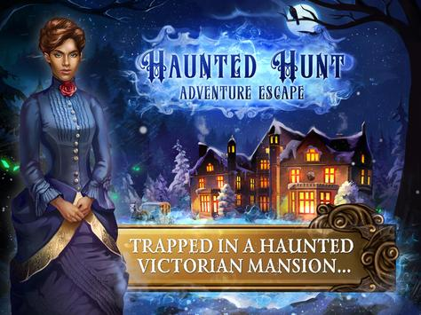 10 Schermata Adventure Escape: Haunted Hunt